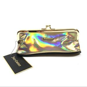 NWT Juicy Couture cosmetic bag